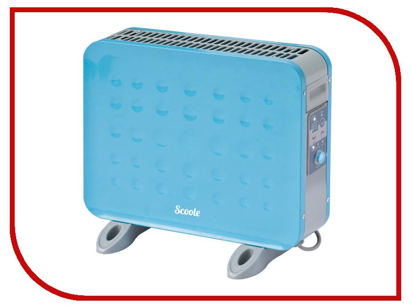Конвектор Scoole SC HT HL1 1000 BE Blue