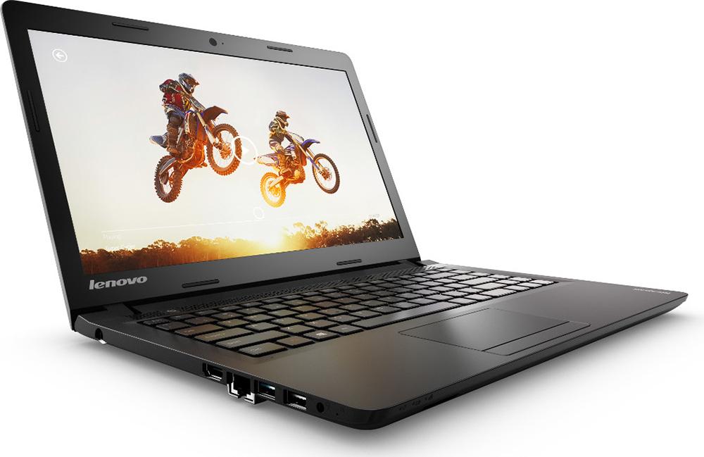 Ноутбук Lenovo IdeaPad 100-14IBY 80MH0029RK (Intel Pentium N3540 2.16 GHz/2048Mb/250Gb/No ODD/Intel HD Graphics/Wi-Fi/Cam/14.0/1366x768/Windows 8.1) 297732<br>
