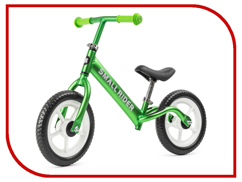 Беговел Small Rider Foot Racer Light Green