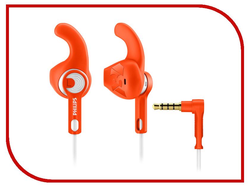 Наушники Philips SHQ1300OR/00 Orange<br>