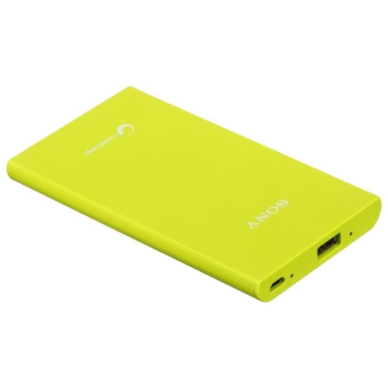 Аккумулятор Sony CP-V5 5000 mAh Green