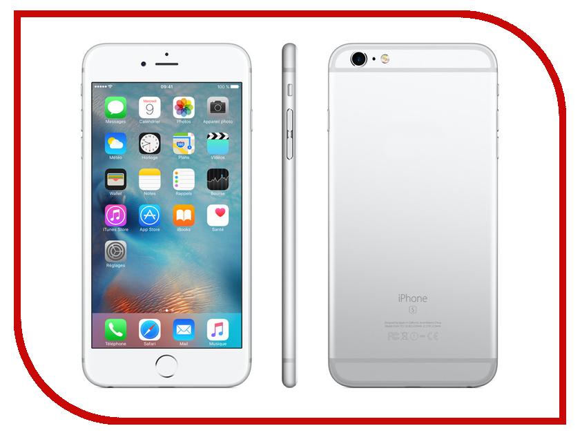 Сотовый телефон APPLE iPhone 6S - 128Gb Silver MKQU2RU/A принтер hp officejet pro 251dw cv136a