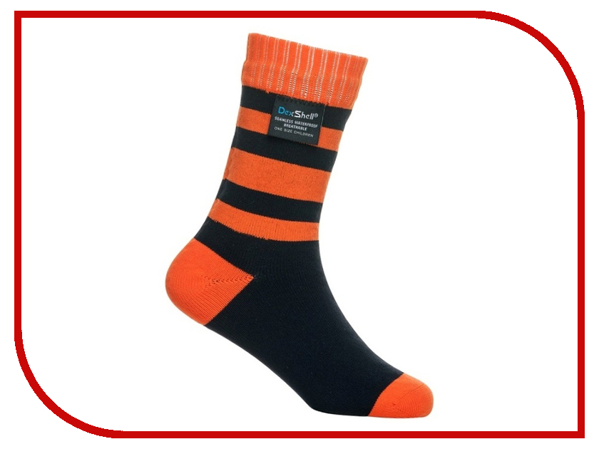 Носки Dexshell Children Socks Orange DS546 M 18-20