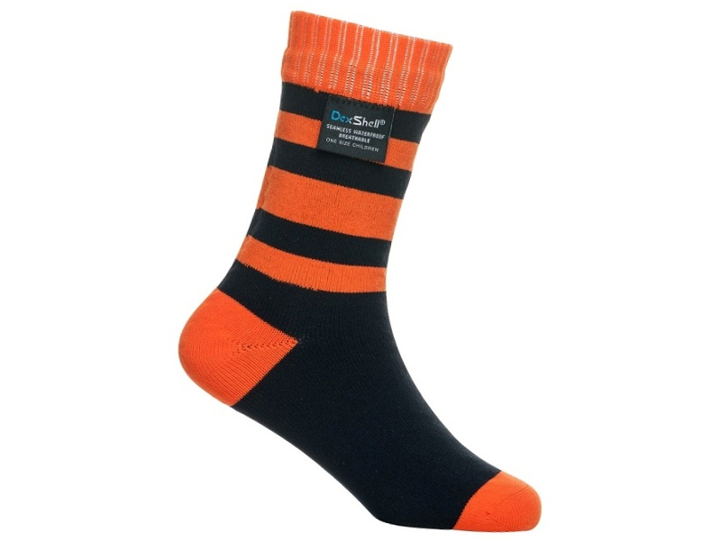 Носки Dexshell Children Socks Orange DS546 S 16-18<br>