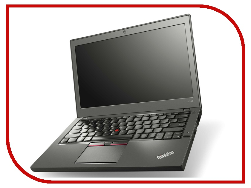 Ноутбук Lenovo ThinkPad X250 Black 20CMS0A200 Intel Core i3-5010U 2.1 GHz/4096Mb/500Gb/No ODD/Intel HD Graphics/Wi-Fi/Bluetooth/Cam/12.5/1366x768/DOS 320015