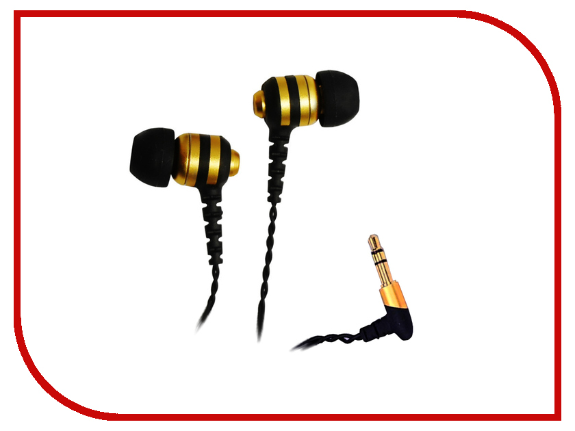 Наушники Fischer Audio Wasp Golden<br>