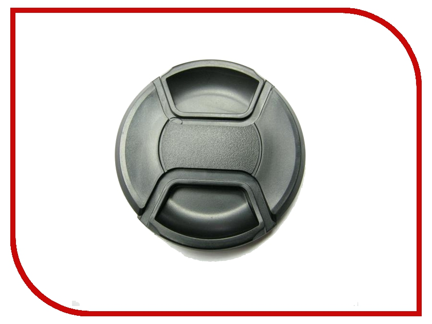 Аксессуар 52mm - Betwix SOLC-52 Snap-on Lens Cap