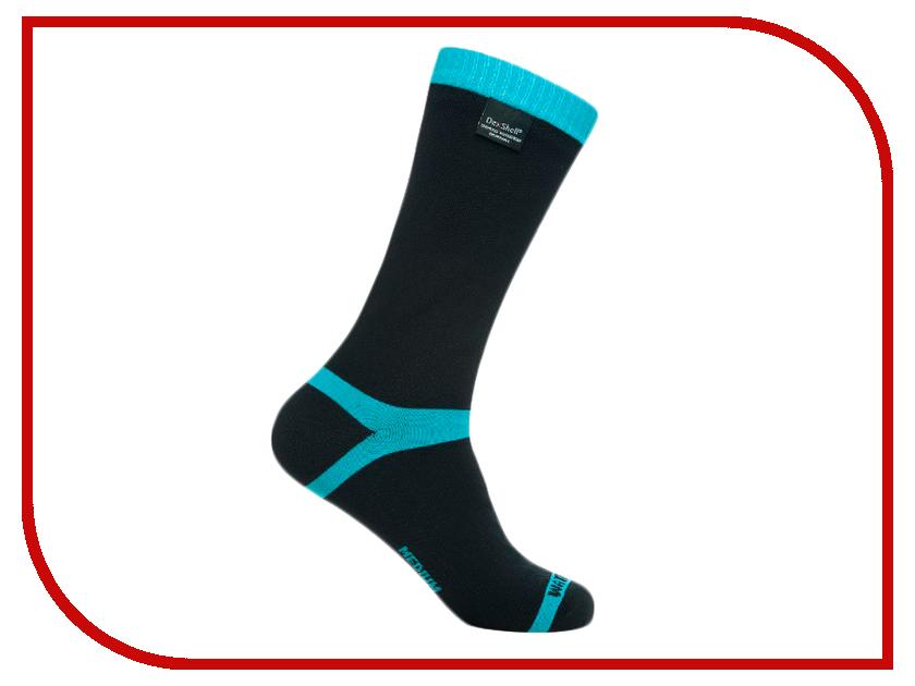 Носки Dexshell Coolvent Aqua Blue DS628 XL 47-49<br>