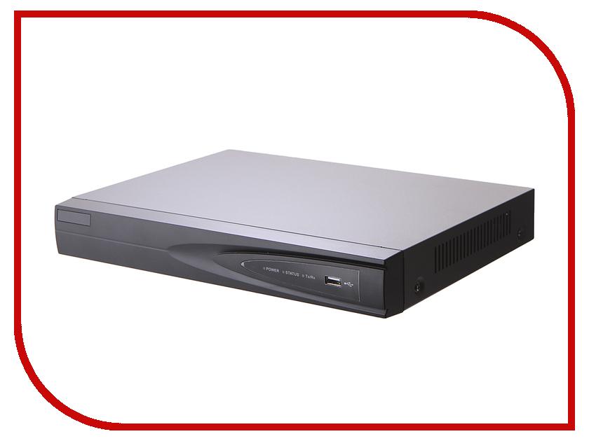 Видеорегистратор HikVision DS-7604NI-E1/4P видеорегистратор hikvision ds 7604ni e1 4p