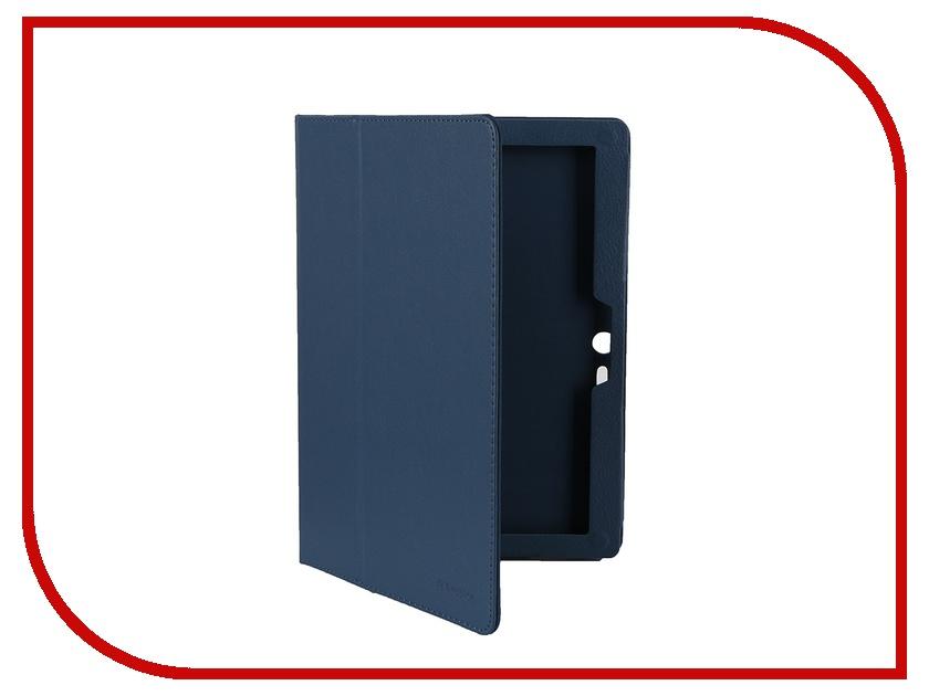 Аксессуар Чехол Lenovo Tab 2 A10-70 10.0 IT Baggage иск. кожа Blue ITLN2A102-4<br>