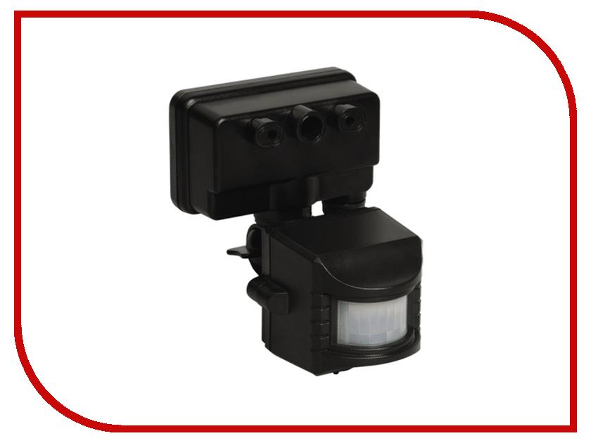 Датчик движения IEK ДД 019 IP44 LDD13-019-1100-002 Black<br>