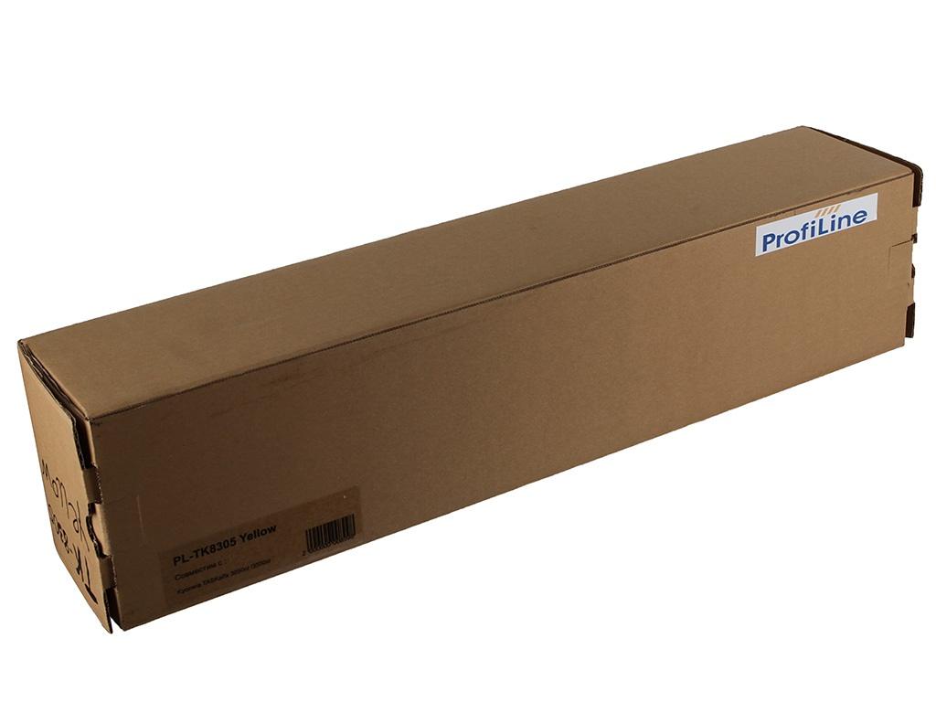 Картридж ProfiLine TK-8305Y Yellow для Kyocera TASKalfa 3550ci/3050ci/3051ci/355ci<br>