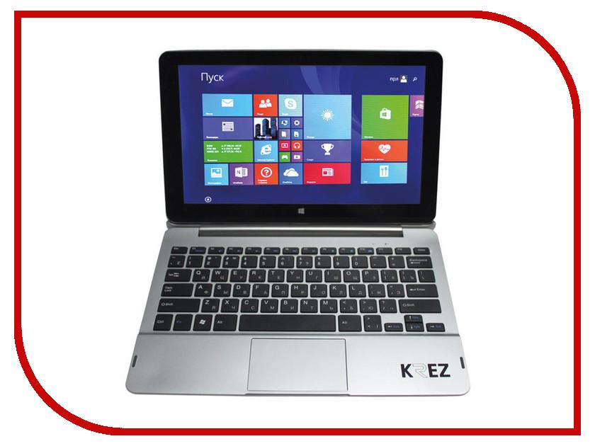 Планшет KREZ TM1101S32 3G 30022853 Intel Atom Z3735F 1.3 GHz/2048Mb/32Gb/Wi-Fi/3G/Bluetooth/Cam/11.6/1920x1080/Windows 8.1<br>