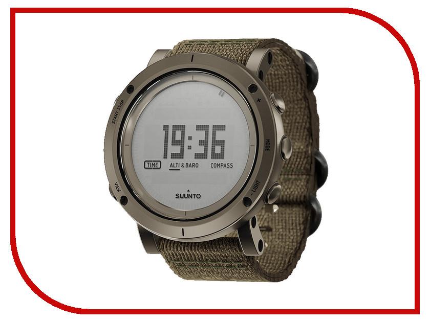 Часы наручные цифровые Suunto Essential Slate SS021217000