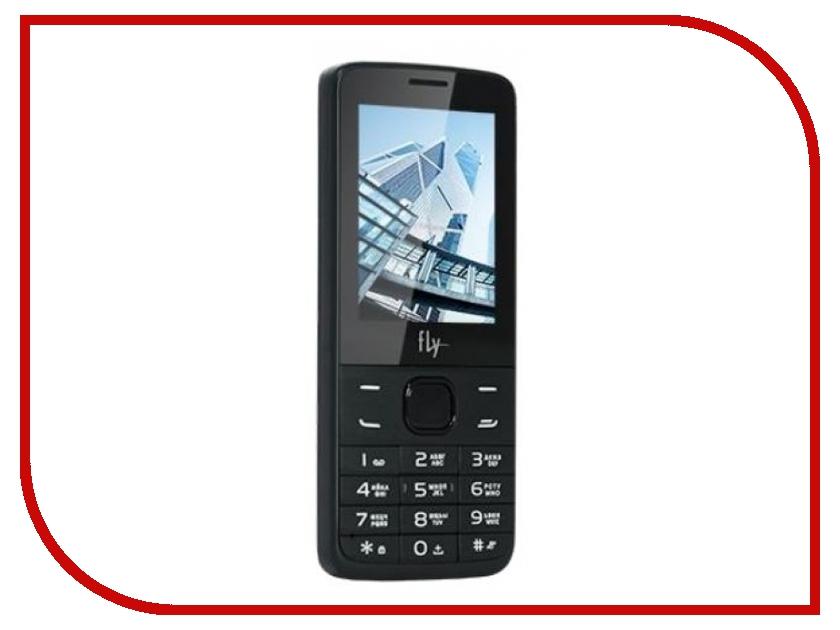Сотовый телефон Fly FF242 Black