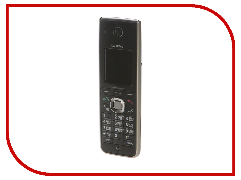 VoIP оборудование Panasonic KX-TPA60RUB