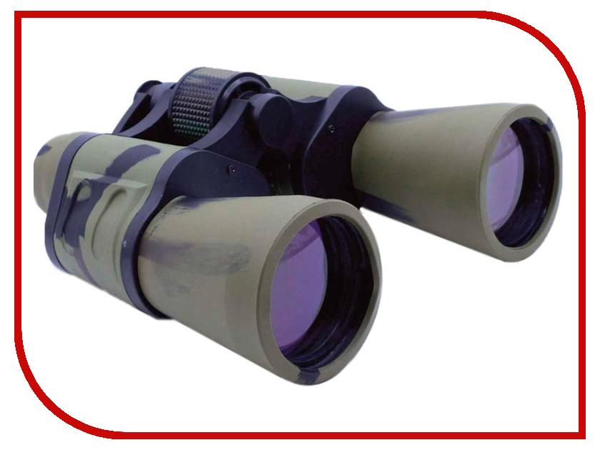 Бинокль Следопыт 10x50 Khaki PF-BT-06