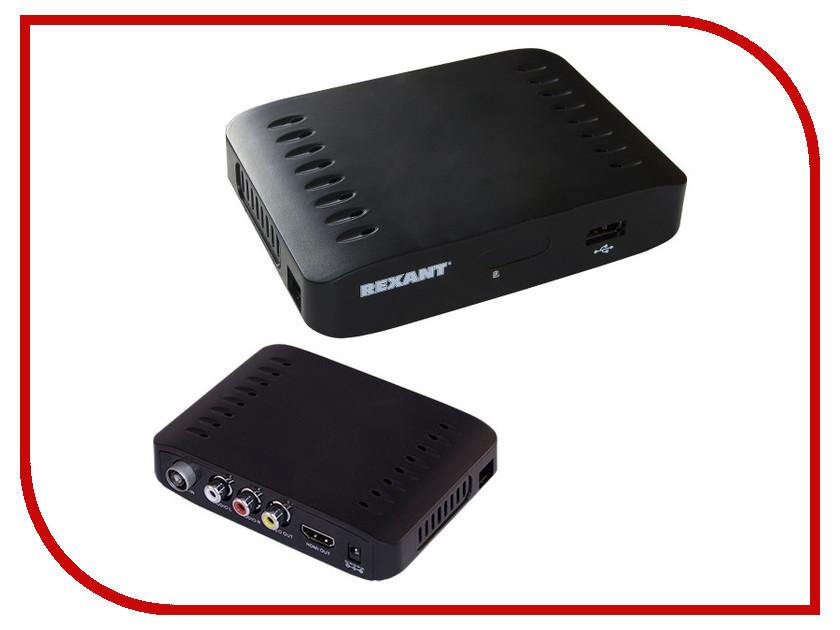Медиаплеер Rexant DVB-T2 RX-510 цена