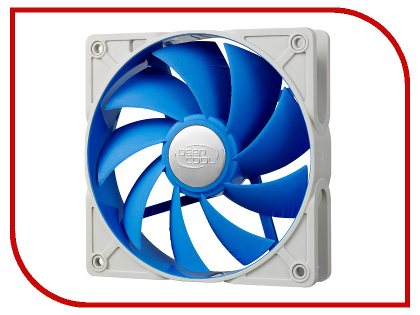 Вентилятор DeepCool UF120 fancier wf 592