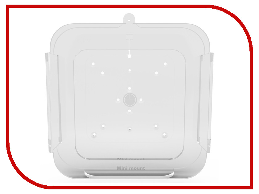 ��������� H-Squared Mini Mount Clear for APPLE Mac mini HSQ-MINIMOUNT-CL