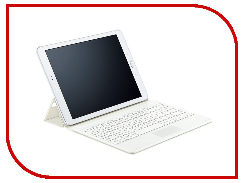 ��������� �����-������� � ����������� Samsung Galaxy Tab S2 9.7 EJ-FT810RWEGRU White