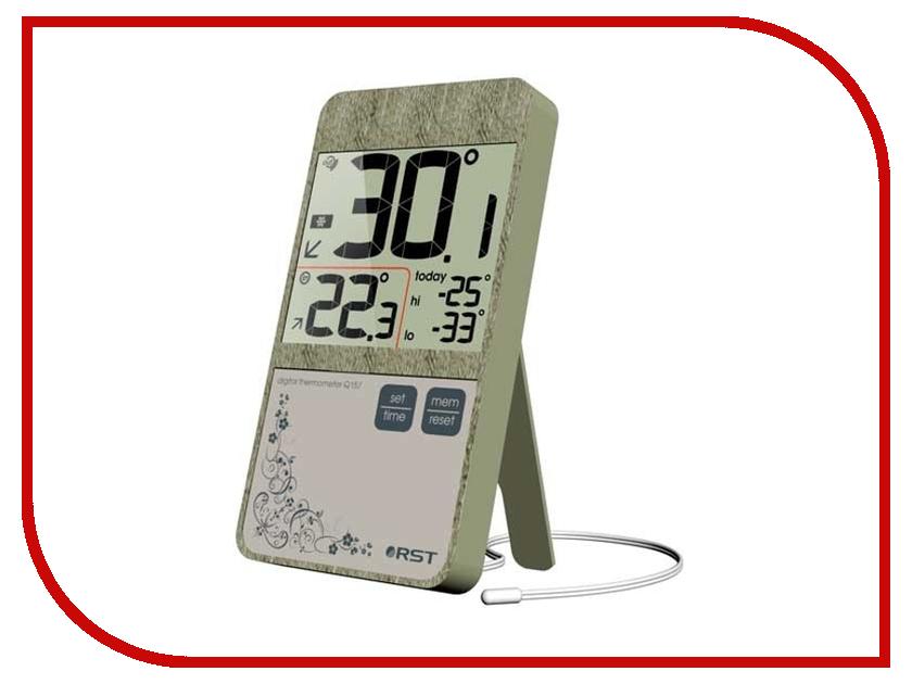 Термометр RST 02157 аксессуар rst 02180 термометр автомобильный