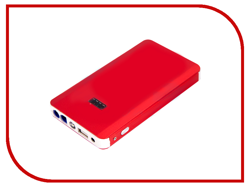 Аккумулятор Rexant Power Bank 8000 mAh 80-2004 Red<br>