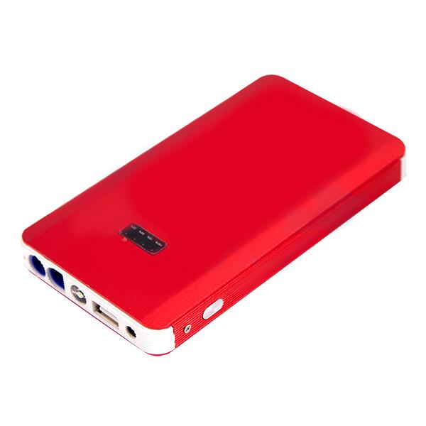 Аккумулятор Rexant Power Bank 8000 mAh 80-2004 Red