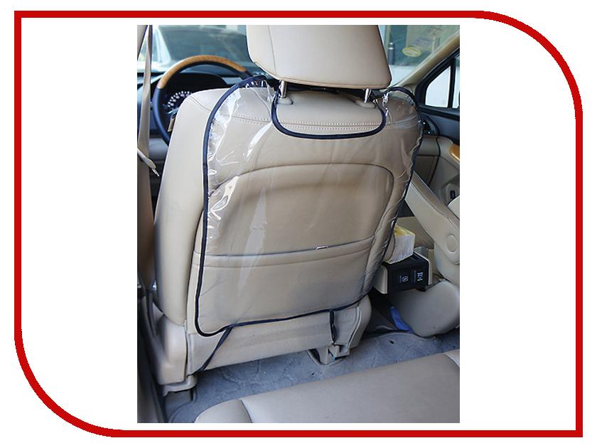 Чехол AutoStandart 101304 Transparent - накидка на сиденье