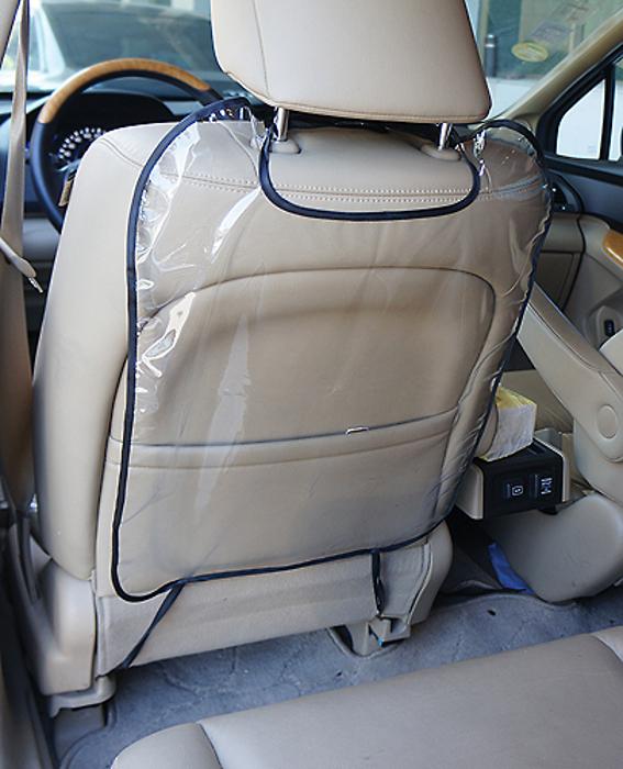 Чехол на спинку переднего сиденья автомобиля