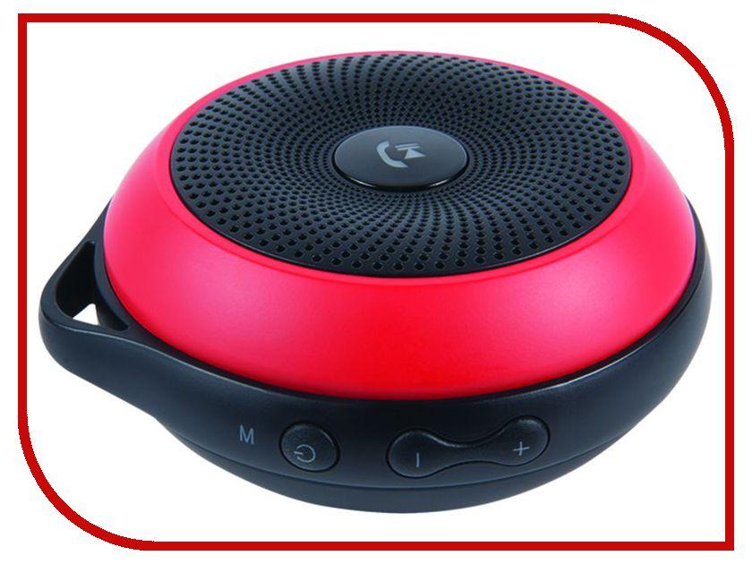 Колонка InterStep SBS-200 Black-Red IS-LS-PRSBS200R-000B201<br>