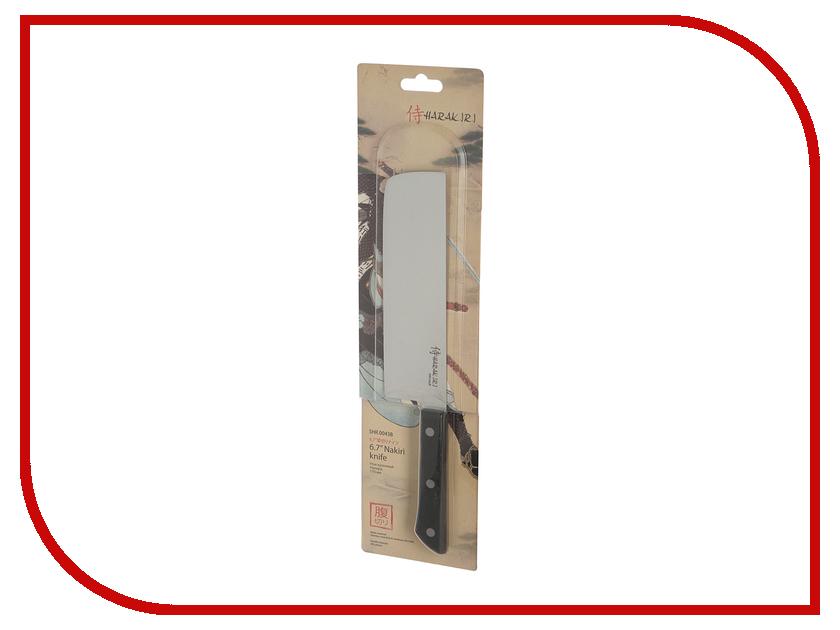 Нож Samura Harakiri SHR-0043B - длина лезвия 161мм нож samura shadow сантоку sh 0095 длина лезвия 175мм