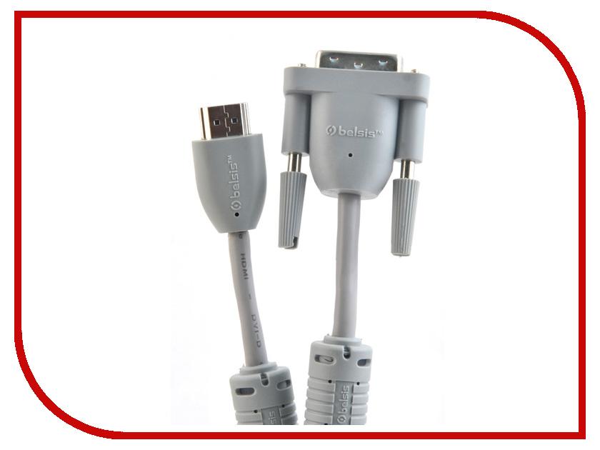 Аксессуар Belsis HDMI to DVI-D 1.8m BW1460<br>