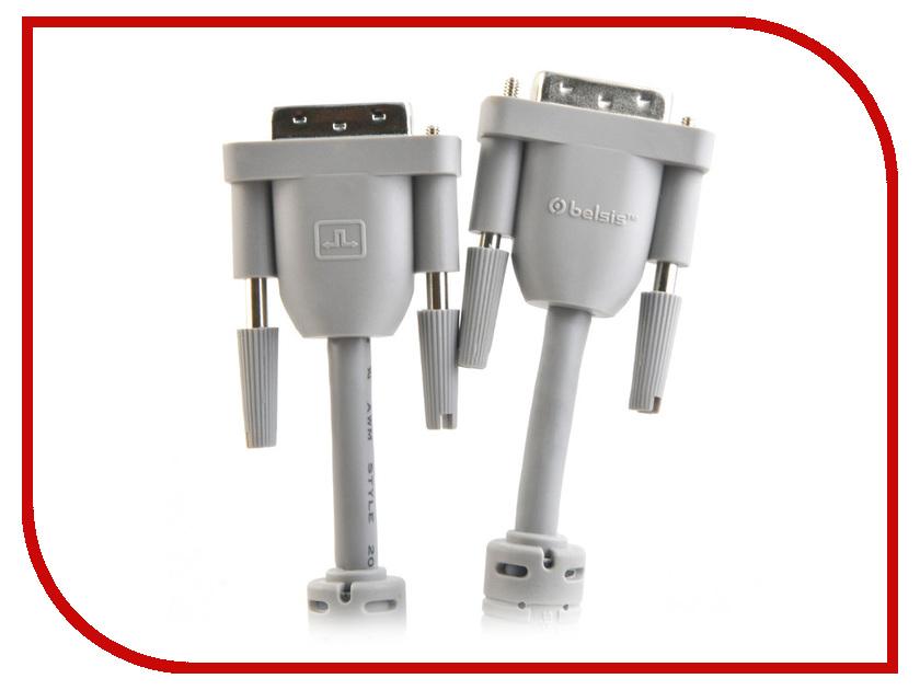 Аксессуар Belsis DVI-D to DVI-D Dual Link 2m BW1470<br>