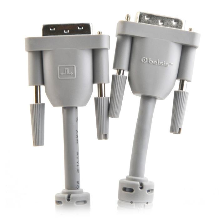 Аксессуар Belsis DVI-D to DVI-D Dual Link 2m BW1470
