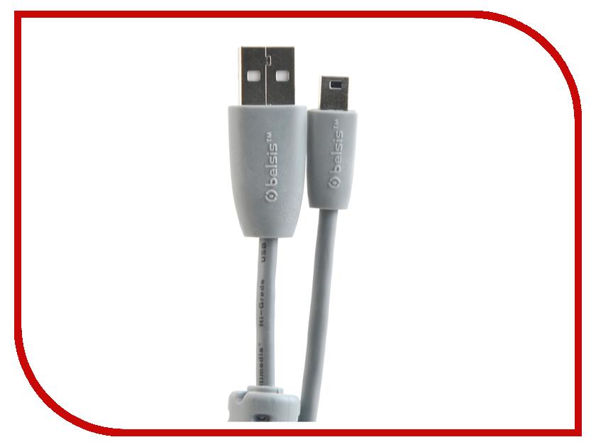 Аксессуар Belsis mini USB - USB A 3m BW1421<br>