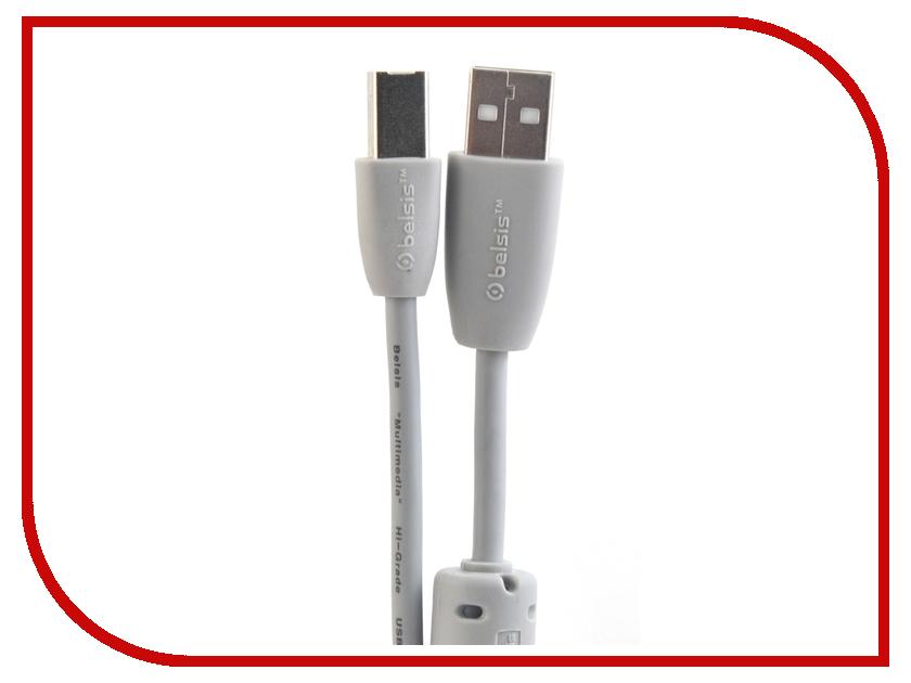 Аксессуар Belsis USB - USB B 5m BW1413<br>