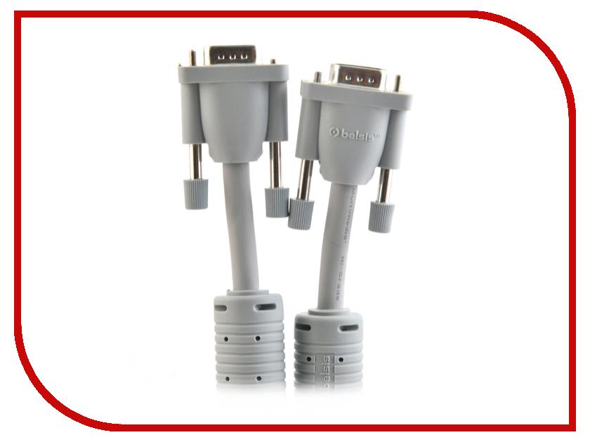 Аксессуар Belsis VGA/SVGA to VGA/SVGA 5m BW1773