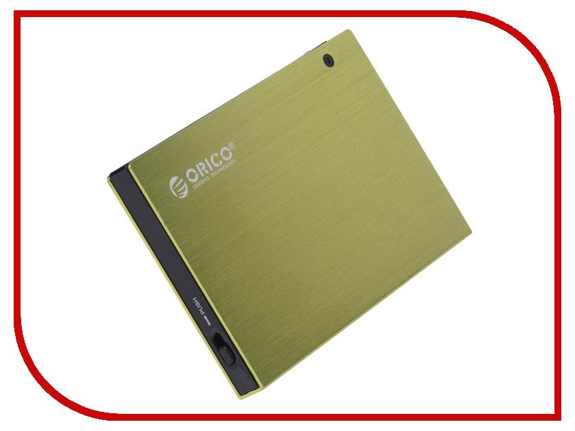 Аксессуар Orico 25AU3-OL Olive<br>
