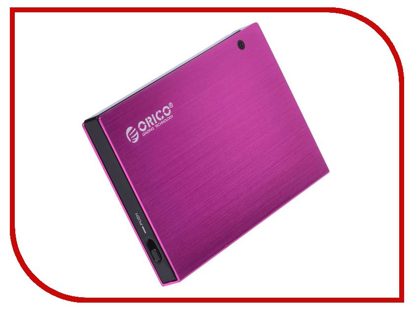Аксессуар Orico 25AU3-FU Pink