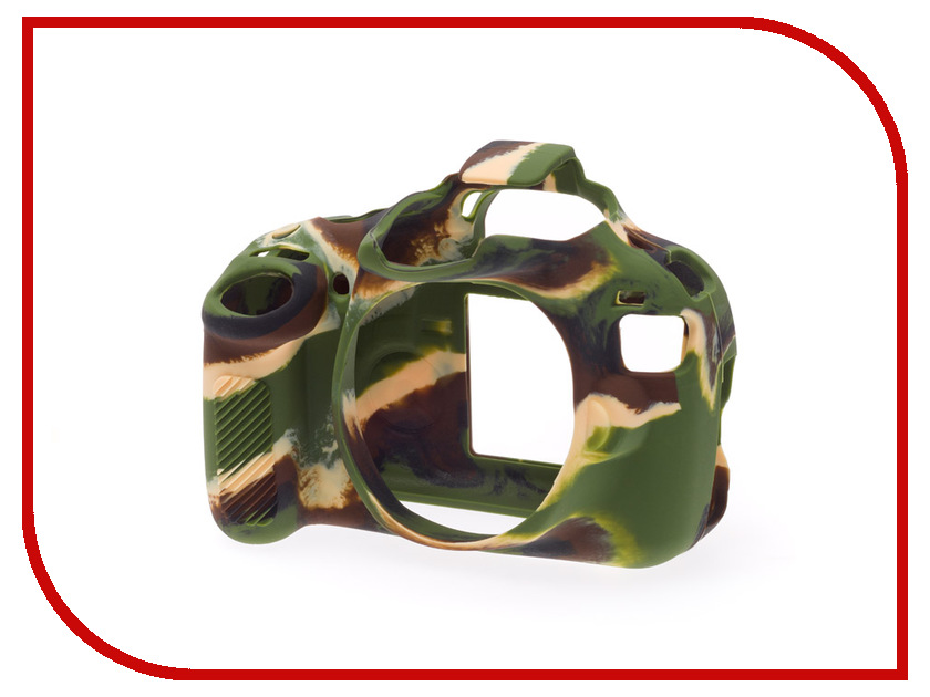 ����� easyCover Discovered Canon EOS 1200D Camouflage