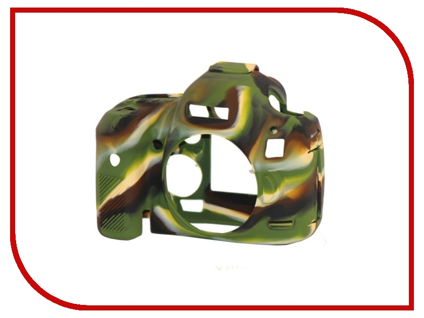 ����� easyCover Discovered Canon EOS 5D Mark III Camouflage
