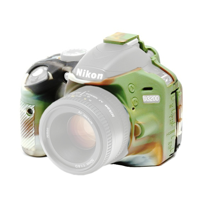 ����� easyCover Discovered Nikon D3200 Camouflage
