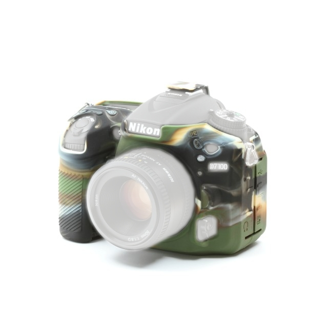 ����� easyCover Discovered Nikon D7100/D7200 Camouflage