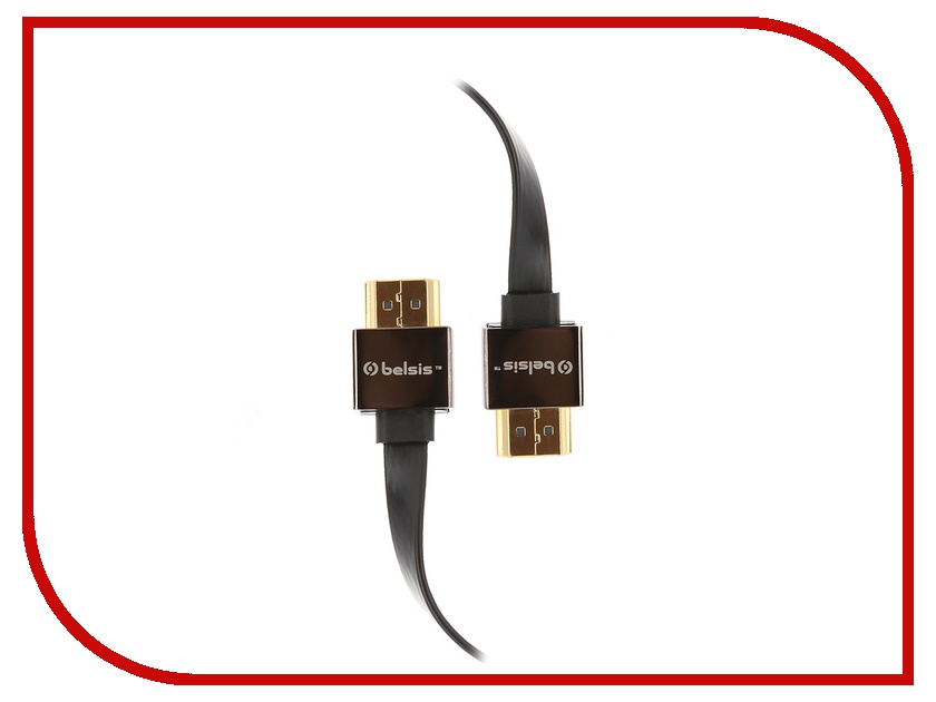 Аксессуар Belsis HDMI A M / HDMI A M 1 m SM1817<br>