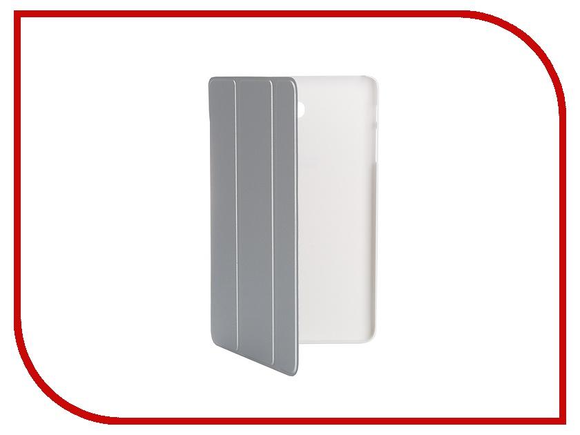 цена Аксессуар Чехол для Alcatel OneTouch PIXI 8 Stand Flip Case Silver ALC-G9005-3BALSCG