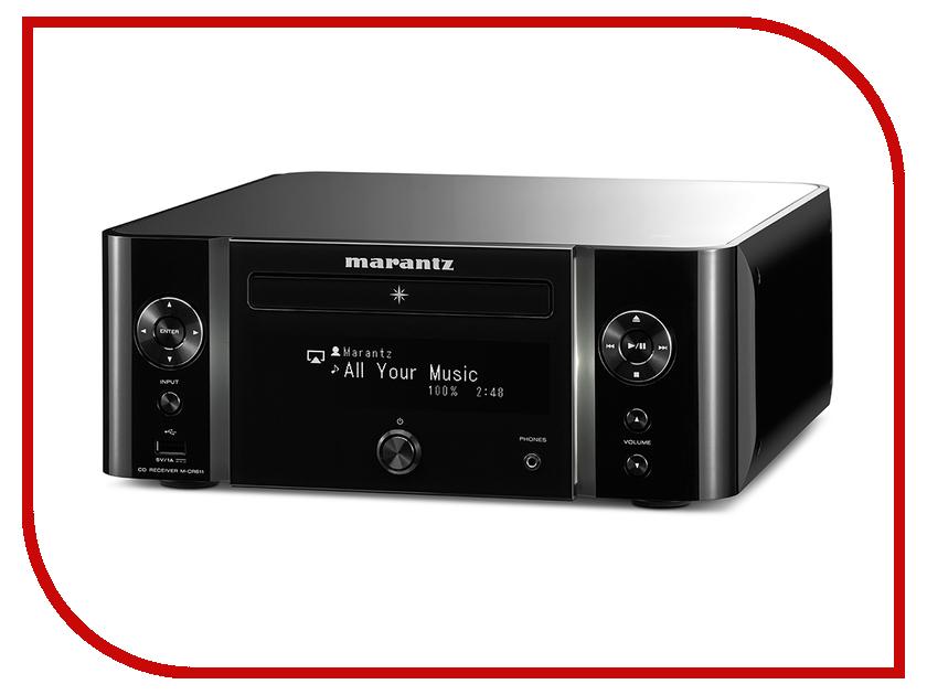 Сетевой аудио проигрыватель Marantz Melody Media M-CR611 Black ресивер marantz av7703