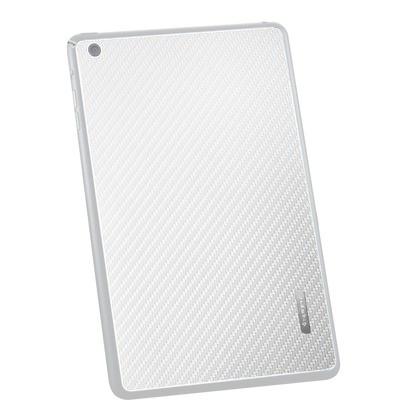 Аксессуар Защитная пленка-скин SGP Skin Guard Carbon Pattern для iPad mini White SGP10067<br>