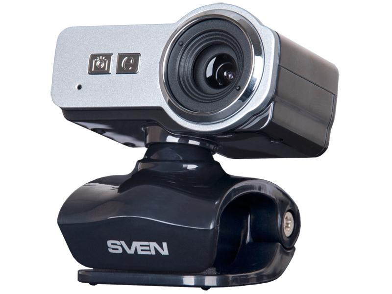Вебкамера Sven IC-650 Black-Silver SV-0603IC650<br>