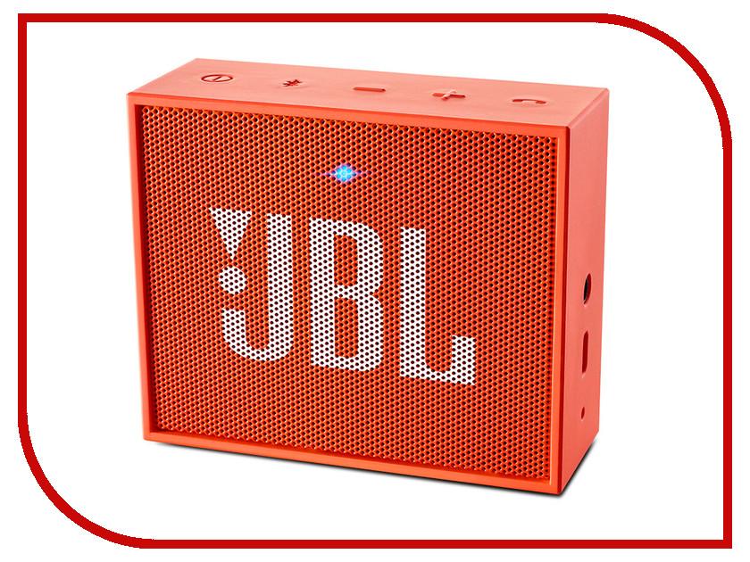 цена на Колонка JBL Go Orange